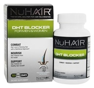 Nu Hair - DHT Blocker For Men & Women - 60 Tablets