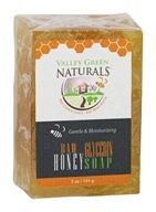 Valley Green Naturals - Raw Honey & Glycerin Bar Soap - 5 oz.
