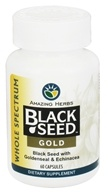 Amazing Herbs - Black Seed Gold - 60 Capsules