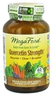 MegaFood - Quercetin Strength - 60 Tablets