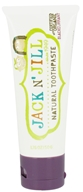 Jack N' Jill - Natural Toothpaste Fluoride-Free with Certified Organic Blackcurrant - 1.76 oz.