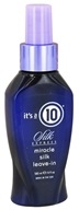 It's a 10 - Silk Express Miracle Silk Leave-In Conditioner - 4 oz.