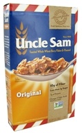 Uncle Sam - Toasted Whole Wheat Berry Flakes & Flaxseed Cereal Original - 13 oz.
