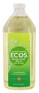 Earth Friendly - Hand Soap Refill Organic Lemongrass - 32 oz.