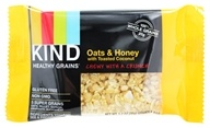 Kind Bar - Healthy Grains Bars Oats & Honey with Toasted Coconut - 5 Bars