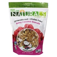 New England Naturals - Organic Granola Select Berry Coconut - 12 oz.
