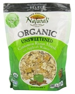 New England Naturals - Organic Granola Select Cinnamon Raisin Muesli - 10 oz.