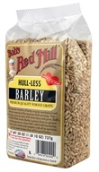 Bob's Red Mill - Whole Hull-Less Barley - 26 oz. Formerly Hulled Barley