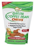 Healthy Natural Systems - Green Coffee Bean Chews Caramel Apple - 30 Soft Chews