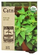 Lake Valley Seed - Organic Catnip Seeds - 250 mg.