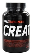 Shredz Supplements - Alpha Creatine - 120 Capsules