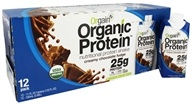 Orgain - Organic Ready To Drink High Protein Shake Creamy Chocolate Fudge - 12 Pack
