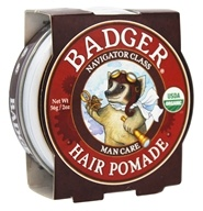 Badger - Man Care Hair Pomade - 2 oz.