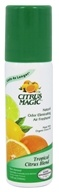 Citrus Magic - Odor Eliminating Air Freshener Natural Tropical Citrus Blend - 1.5 oz.