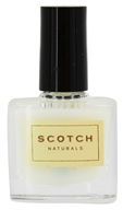 Scotch Naturals - Nail Polish On the Rocks Top Coat - 0.35 oz.