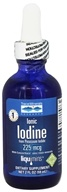 Trace Minerals Research - Ionic Iodine from Potassium Iodide with ConcenTrace 225 mcg. - 2 oz.