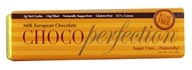 ChocoPerfection - Sugar Free Fine European Milk Chocolate Bar 55% Cocoa - 1.8 oz.