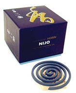 Shoyeido - Horin Incense Coils Avenue of the Villa - 10 Count