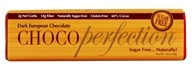 ChocoPerfection - Sugar Free Fine European Dark Chocolate Bar 60% Cocoa - 1.8 oz.