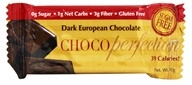 ChocoPerfection - Sugar Free Fine European Dark Chocolate Mini Bar 65% Cocoa - 10 Grams