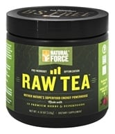 Natural Force - Raw Tea Pre-Workout - 0.26 lbs.