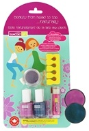 Suncoat - Girl beauty From Head-To-Toe Naturally Make Up Kit Princess Collection - 5 Piece(s)