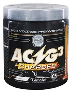 NDS Nutrition - PMD Platinum ACG3 Charged+ Orange - 12.7 oz.