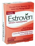 Estroven - Menopause Relief Weight Management - 60 Capsules