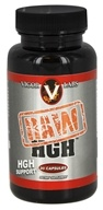 Vigor Labs - Raw HGH Support - 30 Capsules