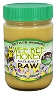 Wee Bee - Estate Grown Naturally Raw Honey - 1 lb.