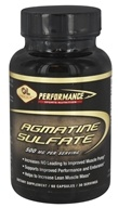 Olympian Labs - Agmatine Sulfate 500 mg. - 60 Capsules