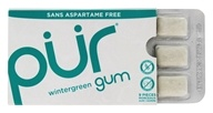 Pur Gum - Sugar Free Chewing Gum Wintergreen - 9 Piece(s)
