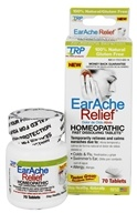 TRP Company - EarAche Relief - 70 Tablets