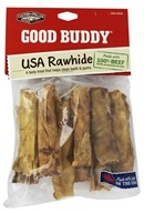 Castor & Pollux - Good Buddy USA Rawhide Mini Rolls - 10 Pack