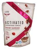 Living Intentions - Superfood Cereal Raspberry Detox - 9 oz.