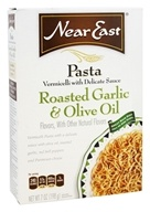 Near East - Vermicella Pasta with Delicate Sauce Roasted Garlic & Olive Oil - 7 oz.