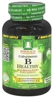 Emerald Labs - CoEnzymated B-Healthy - 120 Vegetarian Capsules