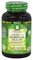 Emerald Labs - CoEnzymated Adrenal Health - 120 Vegetarian Capsules