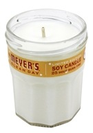 Mrs. Meyer's - Clean Day Scented Soy Candle Orange Clove - 4.9 oz.