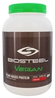 BioSteel - Vegan Plant-Based Protein Chocolate - 2 lb.
