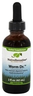 Native Remedies - Worm Dr. Herbal Supplement - 2 oz.