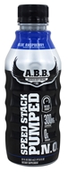 ABB Performance - Speed Stack Pumped NO Nitric Oxide Energy Blue Raspberry - 22 oz.