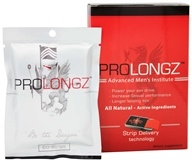 Advanced Men's Institute - Prolongz Sexual Performance Strips One Month Supply - 60 Strip(s)