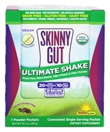 ReNew Life - Skinny Gut Ultimate Shake Single Serving Packets Chocolate - 7 Pack(s)