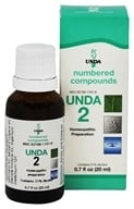 UNDA - Numbered Compounds UNDA 2 - 0.7 oz.