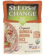 Seeds of Change - Organic Quinoa and Brown Rice - 8.5 oz.