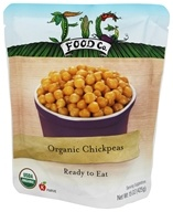 Fig Food Company - Organic Chickpeas - 15 oz.