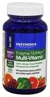 Enzymedica - Enzyme Nutrition Multi-Vitamin for Women 50+ - 120 Capsules