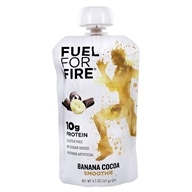 Fuel For Fire - Fuel Pack Banana Cocoa - 4.5 oz.