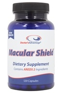 Doctor's Advantage - Macular Shield AREDS 2 - 120 Capsules